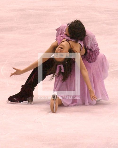 2002 FREDERICA FAIELLA AND MASSIMO SCALI SALT LAKE CITY OLYMPICS2002 FREDERICA FAIELLA AND MASSIMO SCALI SALT LAKE CITY OLYMPICS