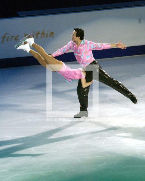 2002 HEADLESS SKATER SALT LAKE CITY OLYMPICS