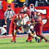 Rutgers QB Gary Nova Scores