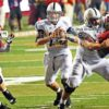 Penn State QB Christian Hackenberg looks downfield