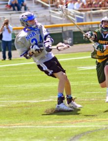 WWP NORTH DANNY BELLERRA SCORES HIS THIRD OF FOUR GOALS AGAINST WWP SOUTH