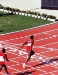 1984 CARL LEWIS 100METER GOLD LOS ANGELES OLYMPICS