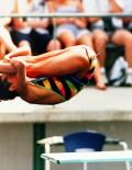 1992 GAO MIN GOLD MEDAL BARCELONA OLYMPICS