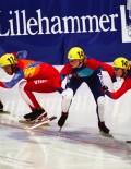 1994 SPEED SKATERS GET SET LILLEHAMMER OLYMPICS