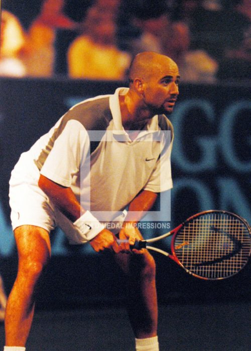 1995 ANDRE AGASSI