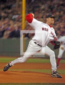 2004 BOSTON RED SOX CURT SCHILLING
