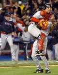 2004 BOSTON RED SOX END THE CURSE OF THE BAMBINO