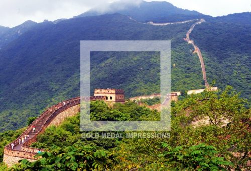 2008 GREAT WALL OF CHINA BEIJING OLYMPICS