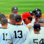 2010 HIDECKI MATSUI GETS WORLD SERIES RING WITH NEW YORK YANKEES