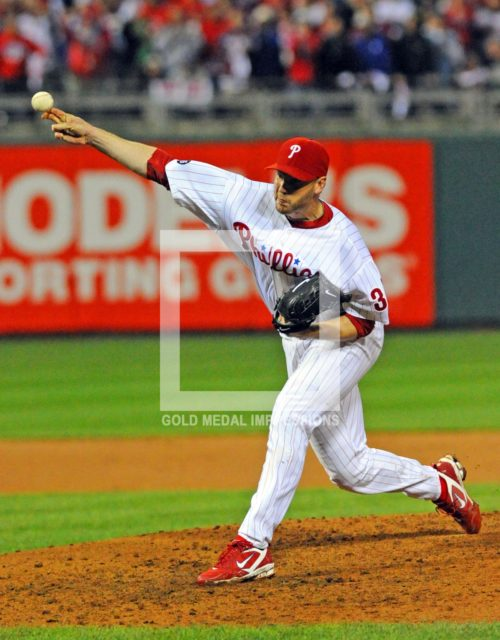 2010 ROY HALLADAY PITCHES NO HITTER