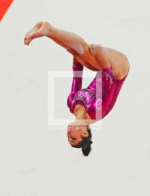 ALI RAISMAN FLIPS LONDON OLYMPICS