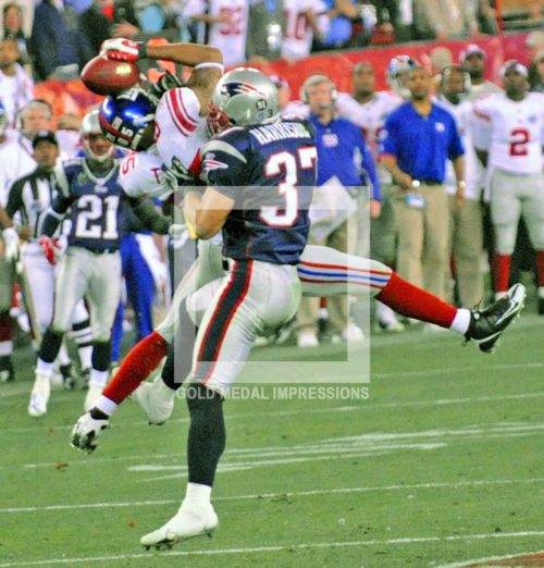 Catch of the Century by David Tyree in Super Bowl 42