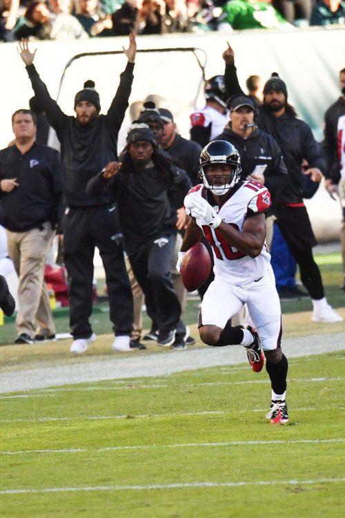 Atlanta Falcons TAYLOR GABRIEL 76 yard touchdown