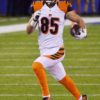 Bengals tight end TYLER EIFERT races down the sideline