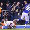Giants JERELL ADAMS scores his first NFL touchdown