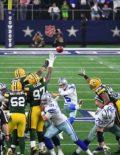 Dallas Cowboys kicker DAN BAILEY kicks a 51 yard field goal