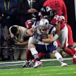 New England Patriots Danny Amendola takes a screen pass