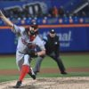 Nationals Tanner Roark strikes out Mets Neil Walker