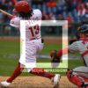 Phillies infielder Freddy Galvis hits a two-run home run