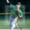 WWP South starting pitcher Cole Millenger
