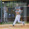 GMI Diamondbacks Jason Carroll hits his League leaging 5th Home Run