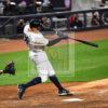 New York Yankees Aaron Judge Smokes One