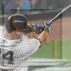 Yankees GARY SANCHEZ hits his third post season home run