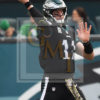 Eagles quarterback CARSON WENTZ throws a pass-pic 1 of 2