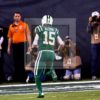 New York Jets quarterback JOSH MCCOWN scampers into endzone untouched