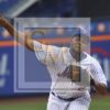 New York Mets closer Jeurys Familia strikes out Marcell Ozuna
