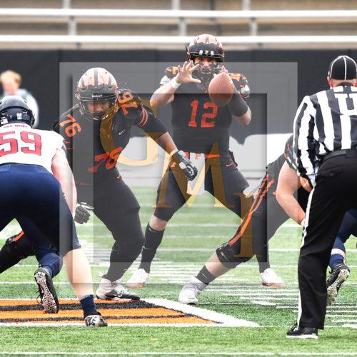 #12 John Lovett - quarterback