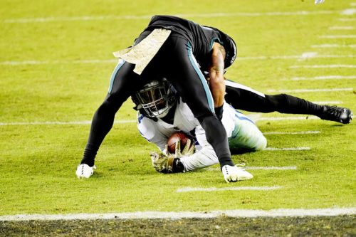 "Dallas Cowboys running back Ezekiel Elliot - ""I see the goal"""