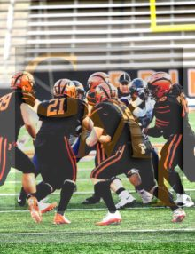 Princeton offense at work