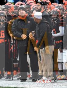 Coach Bob Surace sees victory ahead