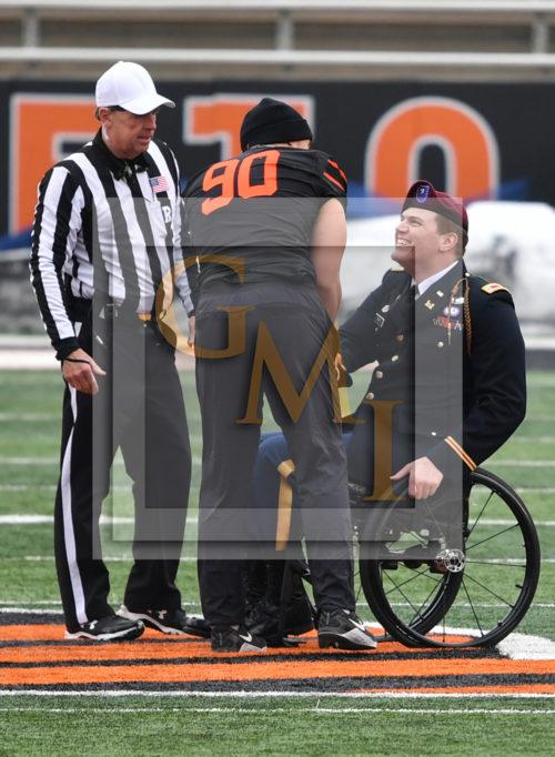 Princeton Veteran honored