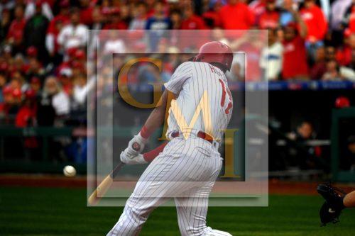 Philadelphia Phillies first baseman Rhys Hoskins hits his first grand slam home run!