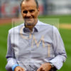 Former New York Yankee manager Joe Torre returns to Yankee Stadium