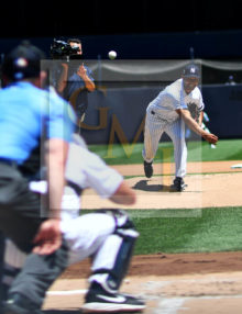 The Great Mariano Rivera pitches again in the 73rd Annual Old-Timers Day