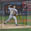 Astros starting pitcher Zack Greinke