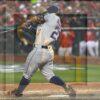 Houston Astros Jose Altuve doubles